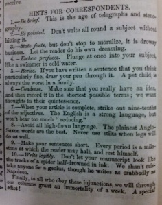 Medical Press and Circular (1852)  Credit: Royal College of Surgeons of England.