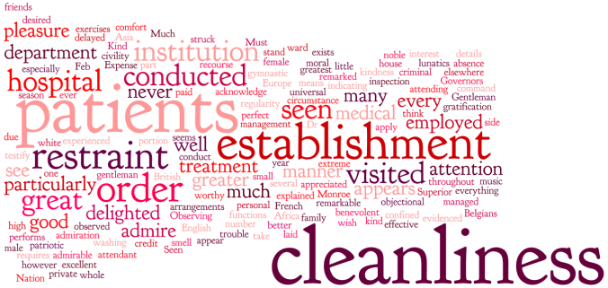 1835 Word Cloud