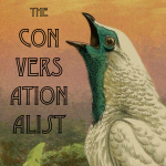 The Conversationalist Podcast Art