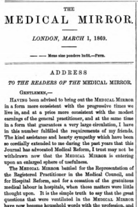 Medical Mirror 2