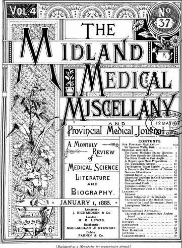 Medical Miscellany