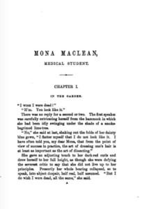 Mona Maclean