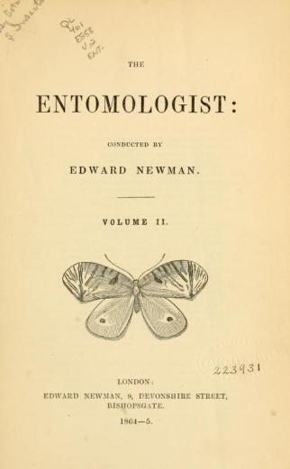 entomologist 2
